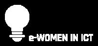 logo e-WOMEN IN ICT