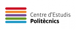 Logo Centre d'Estudis Politècnics